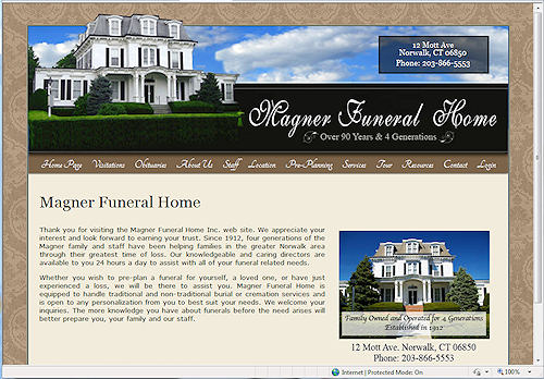 Magner Funeral Services