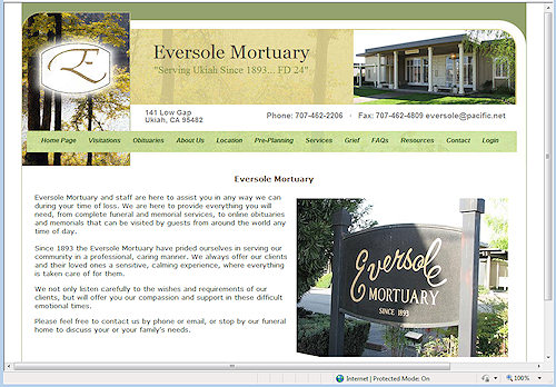 Eversole Funeral Services